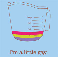 I'm a little gay T-Shirt